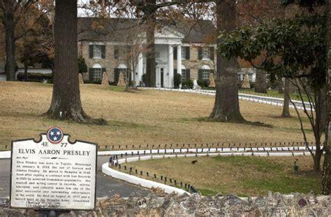 House Plans Memphis Tn graceland mansion take the elvis quick tour