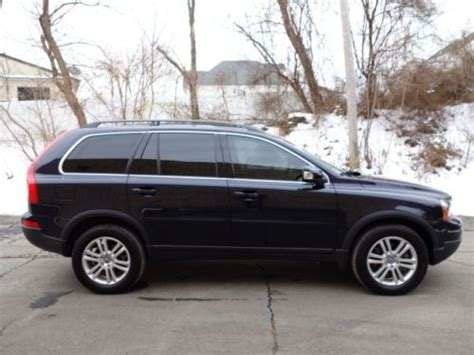 volvo xc90 bluetooth sell used volvo xc90 awd 3rd row climate package bluetooth