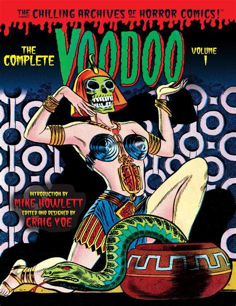 trinity hc vol 1 aug150457 complete voodoo hc vol 01 previews world