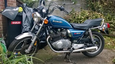 Suzuki Gs450l by Suzuki Gs450 Information