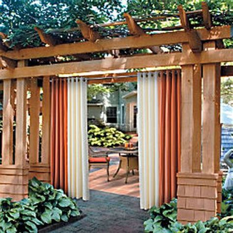 Outdoor Patio Curtains Outdoor Patio Curtains Drapes Image Search Results