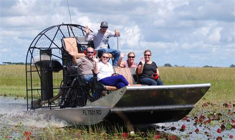 everglades airboat tours broward county private airboat tour everglades sw tours groupon
