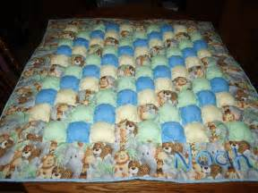 smith creations biscuit quilt baby puff quilt baby