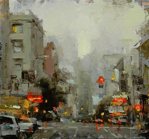 Painting And Cityscapes oh by the way painting hsin yao tsing