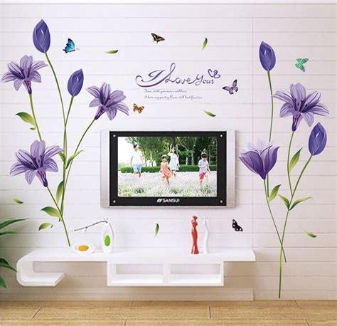 aliexpress buy new fashion purple tulips flowers
