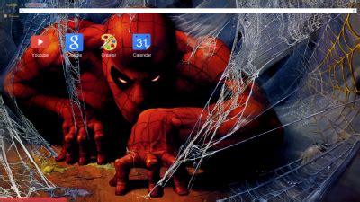 theme google chrome spiderman spider man venom s chrome theme themebeta