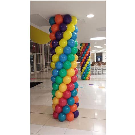 Balloon Columns   Magic Balloons