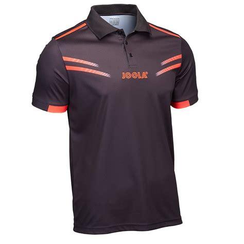 joola table tennis clothing joola cuneo table tennis shirt