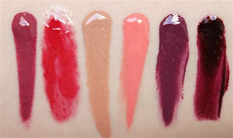 L A Glazed Lip Paint veracamilla nl l a glazed lip paint