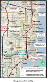 Miami Toll Roads Map roadway section related keywords amp suggestions roadway