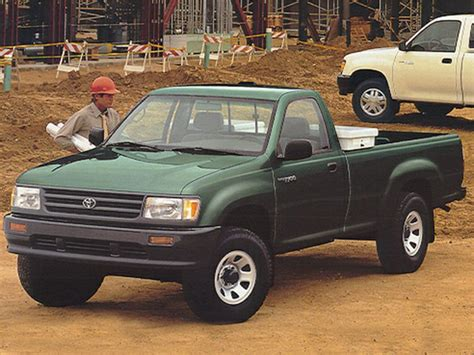 Toyota T100 Review 1993 Toyota T100 Reviews Specs And Prices Autos Post