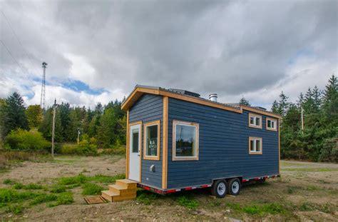 rewild tiny house on wheels tiny living blue heron by rewild homes tiny living