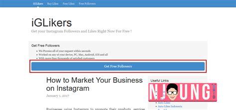 tutorial login instagram tips trik tutorial cara menambah followers instagram