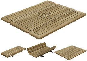 folding boat tables uk teak table nautic star wing five sizes marine boat folding