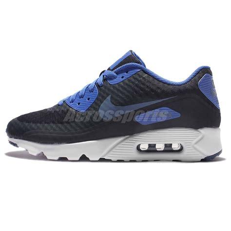 nike air max 90 essential running shoes nike air max 90 ultra essential navy blue mens running
