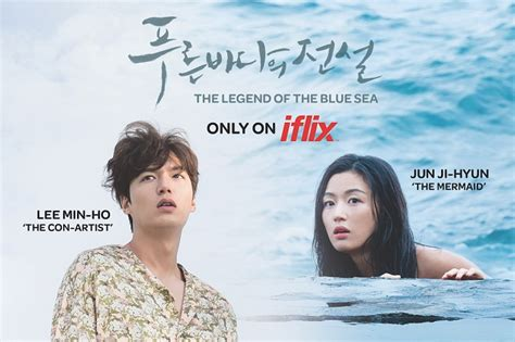 Dvd Korea Legend Of The Blue Sea korea s new drama quot the legend of the blue sea quot now available only on iflix orange