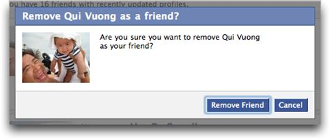 fb friend remover how do i remove a facebook friend or connection ask