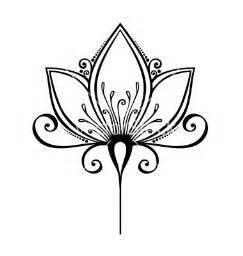 Few Lines On Lotus Flower In 17 Best Ideas About Lotus Mandala On