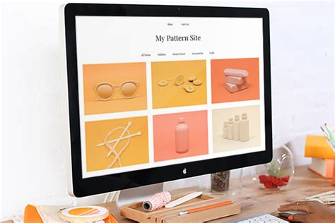 etsy pattern store get a pattern website synched to your etsy store tamebay
