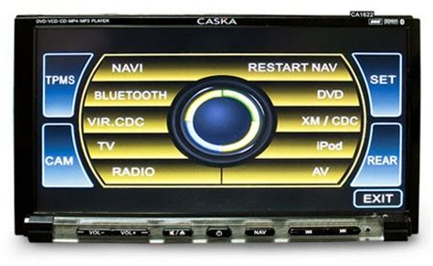 caska subaru forester/ imprezza dvd player gps navigation