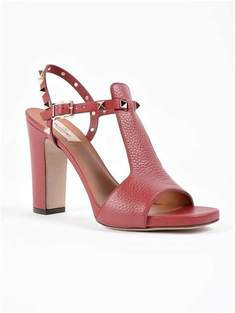 Valentino Studed Garavani valentino garavani valentino garavani studded sandals
