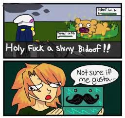 Bidoof Meme - pixel pokemon
