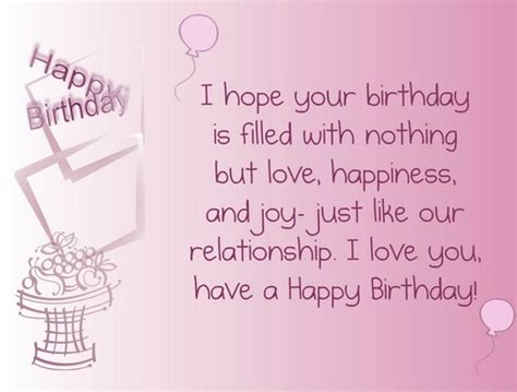 Quotes For Boyfriends Birthday Card
