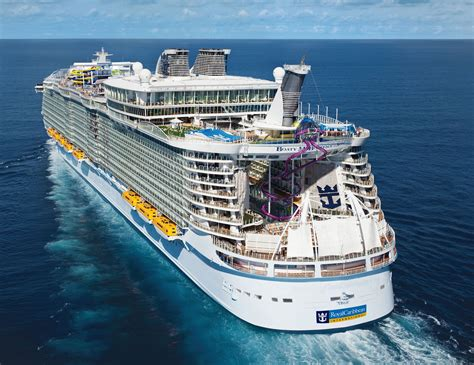 royal caribbean harmony of the seas royal caribbean s harmony of the seas pre inaugural sailing