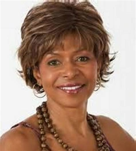 hairstyles for women over 50 that are black short hair styles for black women over 50