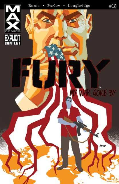 fury max my war fury max 4 my war gone by issue 4 if we was meant to be cowboys issue