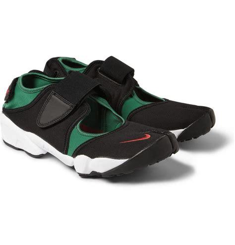 Sneakers Sepatu Nike Air Rift All White Original Premium 36 40 lyst nike x air rift sneakers in black for