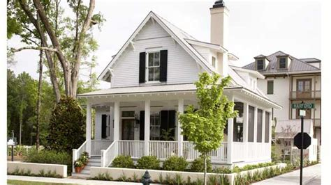 southern cottage house plans with photos sugarberry cottage moser design group southern living house plans