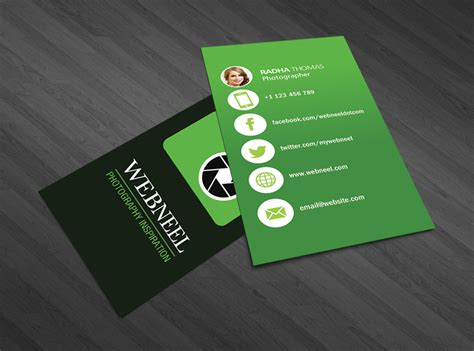 Photographer Business Card Template Illustrator by Photography Business Cards Templates Free 28 Images