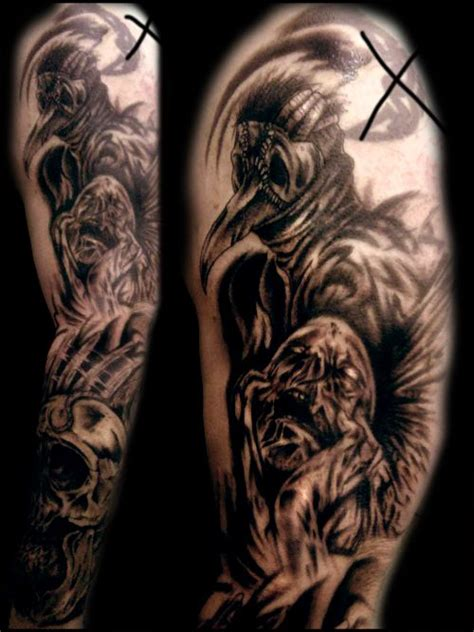 life and death tattoos 45 best images about after skull tattoos on
