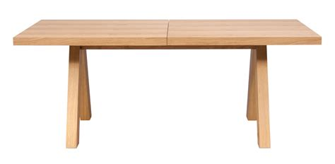Oak Table L Oak Extending Table L 200 To 250 Cm Oak By Pop Up Home