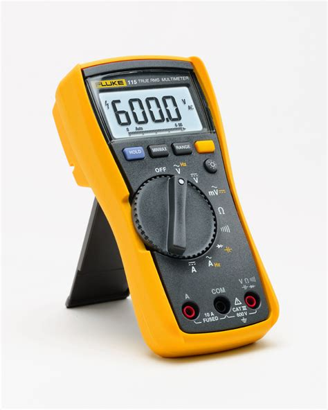 Multimeter Fluke 115 fluke 114 115 116 and 117 digital multimeters cetm