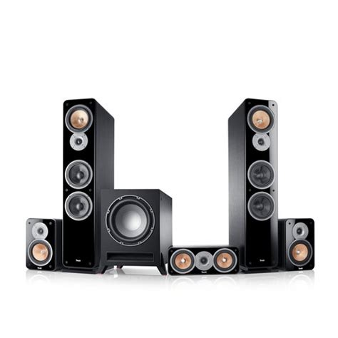 Bedak Ultima 1 Set teufel audio hi fi sound at the best price only