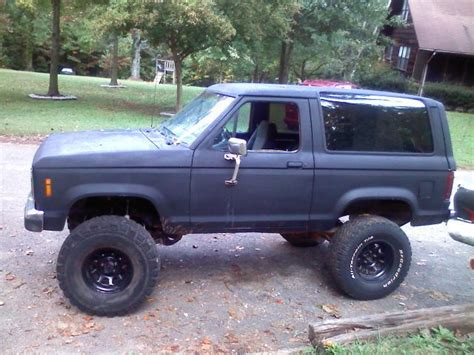 how does cars work 1984 ford bronco ii electronic valve timing trsbronco 1984 ford bronco ii specs photos modification info at cardomain