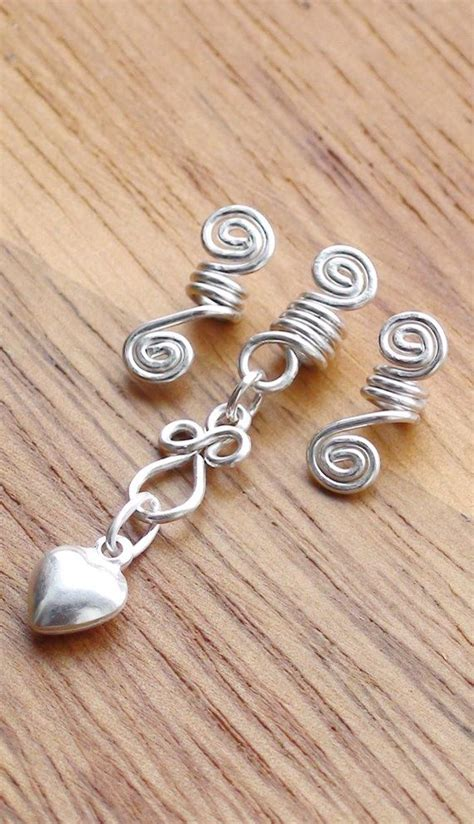how to make loc jewelry loc jewelry set sterling silver wire swirls and sterling