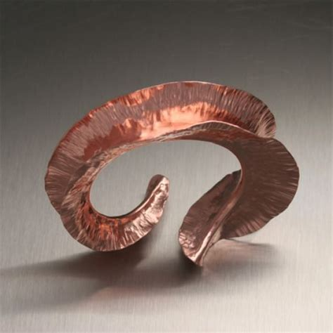 Handcrafted Metal - handcrafted copper jewelry