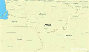 lithuania location on world map where is alytus lithuania where is alytus lithuania located in the world alytus map