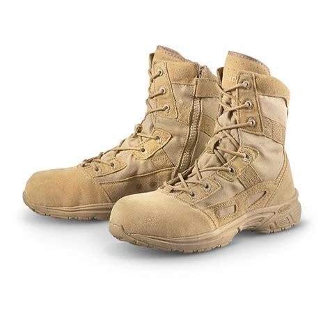 combat boots s reebok hyper velocity desert combat boots desert
