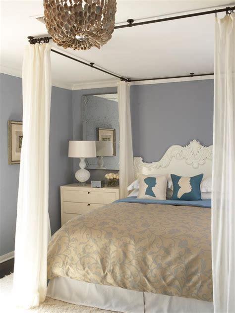 how to decorate a canopy bed canopy bed ideas hgtv