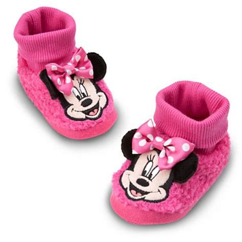 Minnie Mouse Bedroom Slippers by 17 Best Images About Disney On Disney Baby