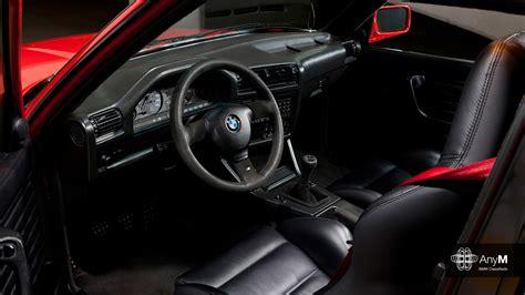 Home Interior Bears E30 M3 Wallpaper Sport Evolution Black Leather Interior