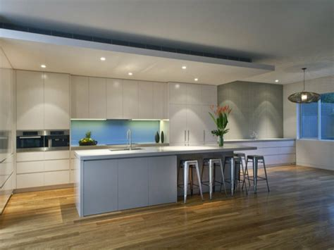 modern kitchen island bench modern galley kitchen designs with island bench design