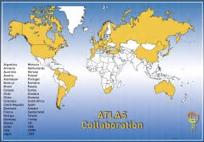 atlas map atlas experiment