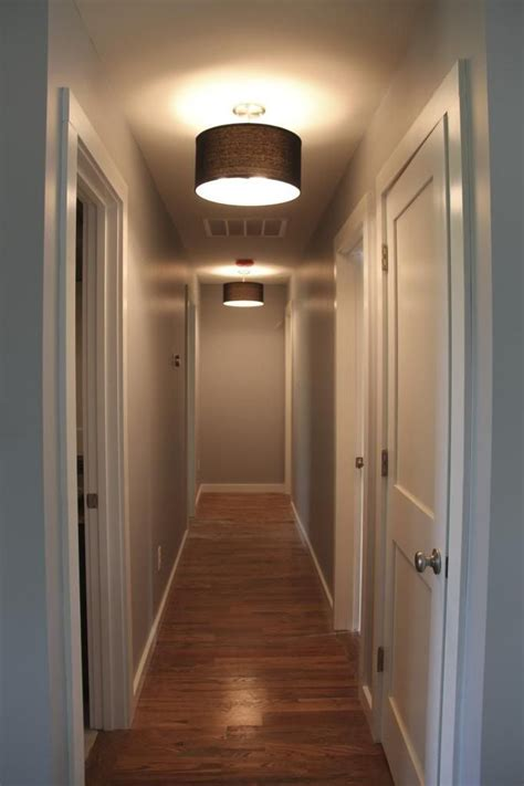 hallway light small paint ideas studio design gallery best