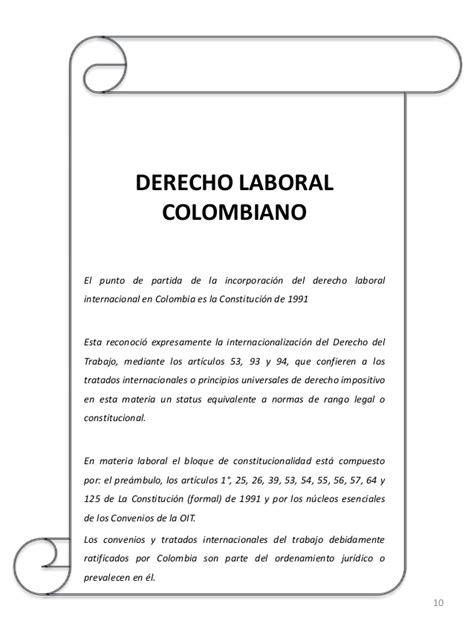 descargar codigo sustantivo de trabajo colombiano 2016 codigo sustantivo trabajo colombiano doc codigo