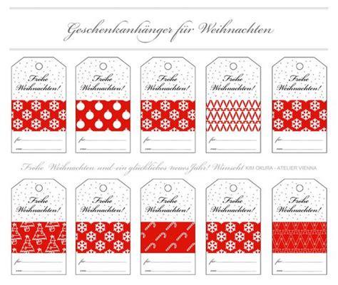 Word Vorlage Etiketten 70 X 37 free tags quot frohe weihnachten quot zum